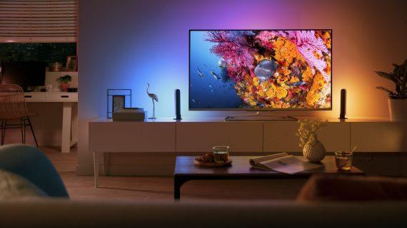Cara Memilih Warna Dinding untuk Backdrop TV Layar Datar