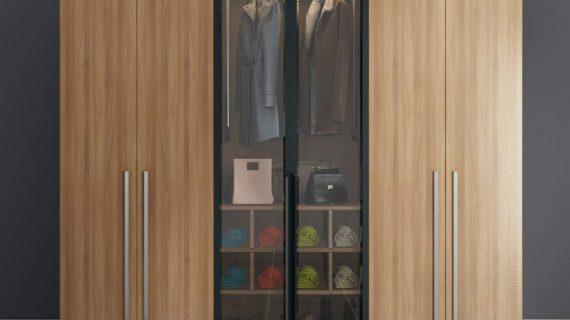 Cara Mudah Mengatur Segala Sesuatu Di Wardrobe Anda