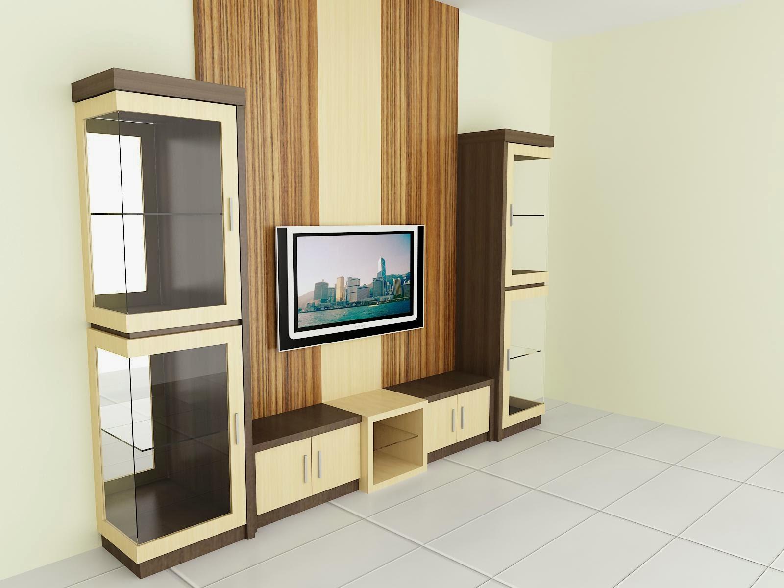 Ide Desain Backdrop TV yang Elegan, Kontemporer, dan ...