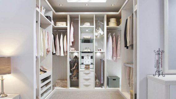 Dapatkan Banyak Manfaat dengan Walk In Closet