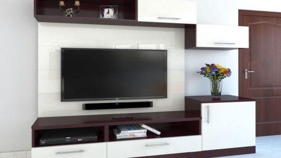 Dua Pilihan Desain Backdrop TV Terbaik untuk Ruang Tamu