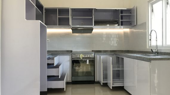 Pembuatan Kitchen Set dengan Cara yang Paling Efektif
