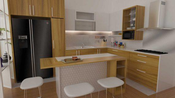 Pembuatan Kitchen Set dengan Manfaat untuk Dapur yang Baik